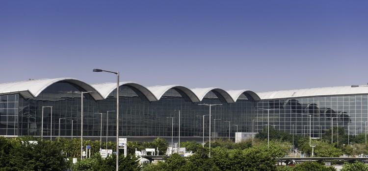 「十築香港」的香港國際機場