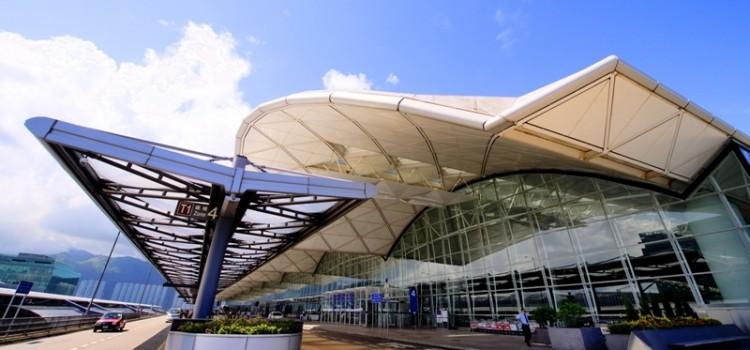 伴隨香港成長的機場