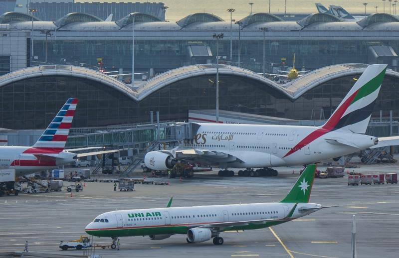 機場每天24小時運作,處理過千班航班,效率向來是最重要的指標。