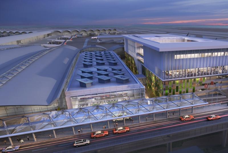 一號客運大樓的多項擴建及翻新工程將為旅客帶來嶄新體驗。