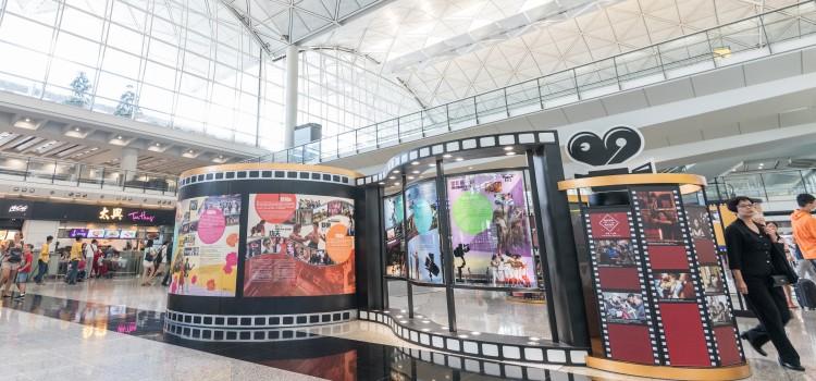 機場展現本地文化