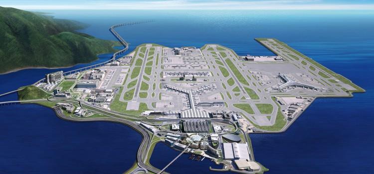 致力發展「機場城巿」