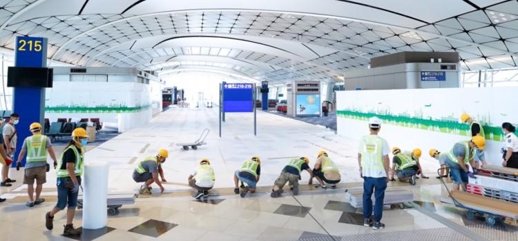 機場防疫獲國際認可